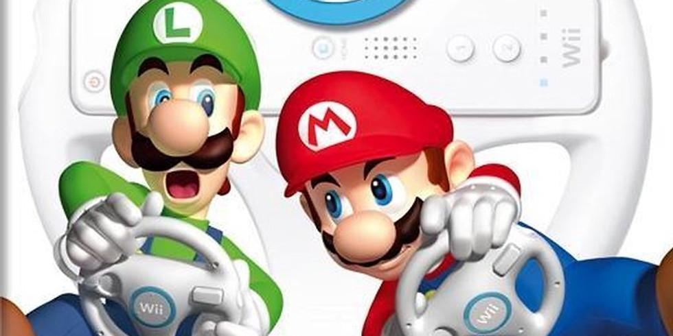 Mario Kart Wii Online
