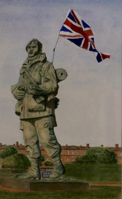 Royal Marine Yomper