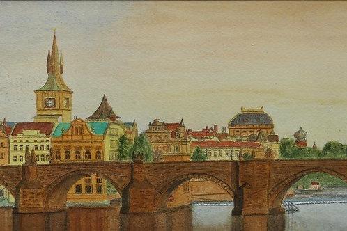 St George's Bridge, Prague