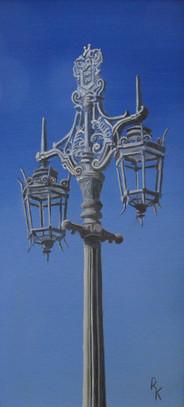 Lamp Post, Brighton
