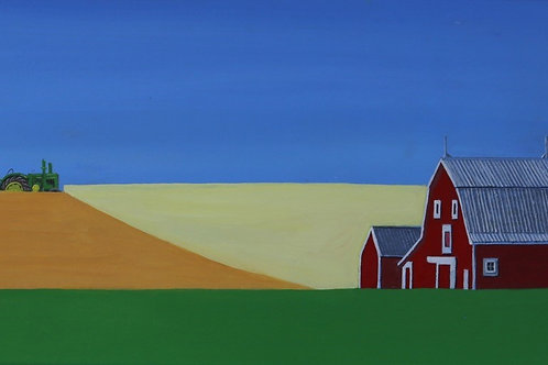 Red Barn, Ontario