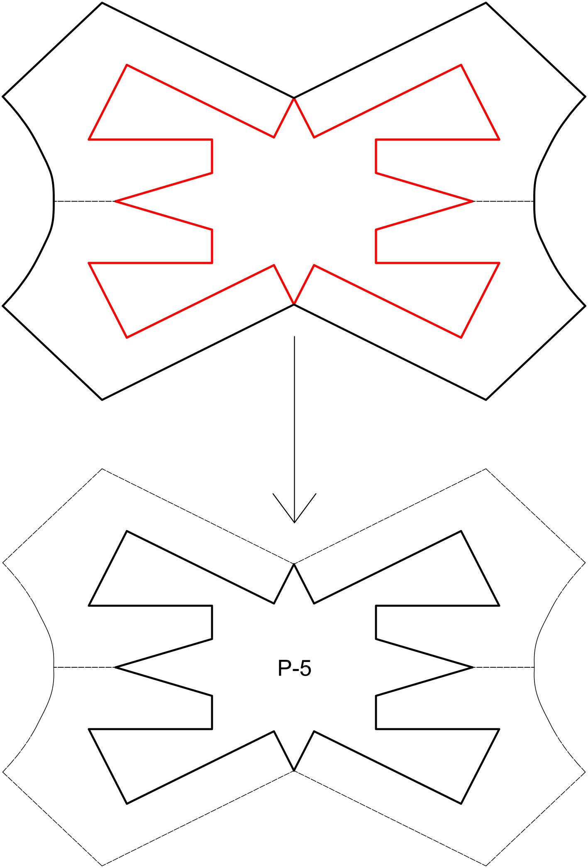 Negative pattern