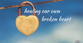 Self-love ~ unlocking a deep love for ourselves