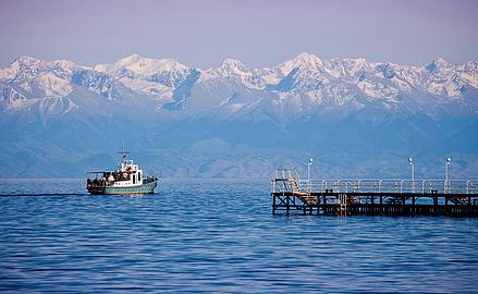 אגם איסיק- קול