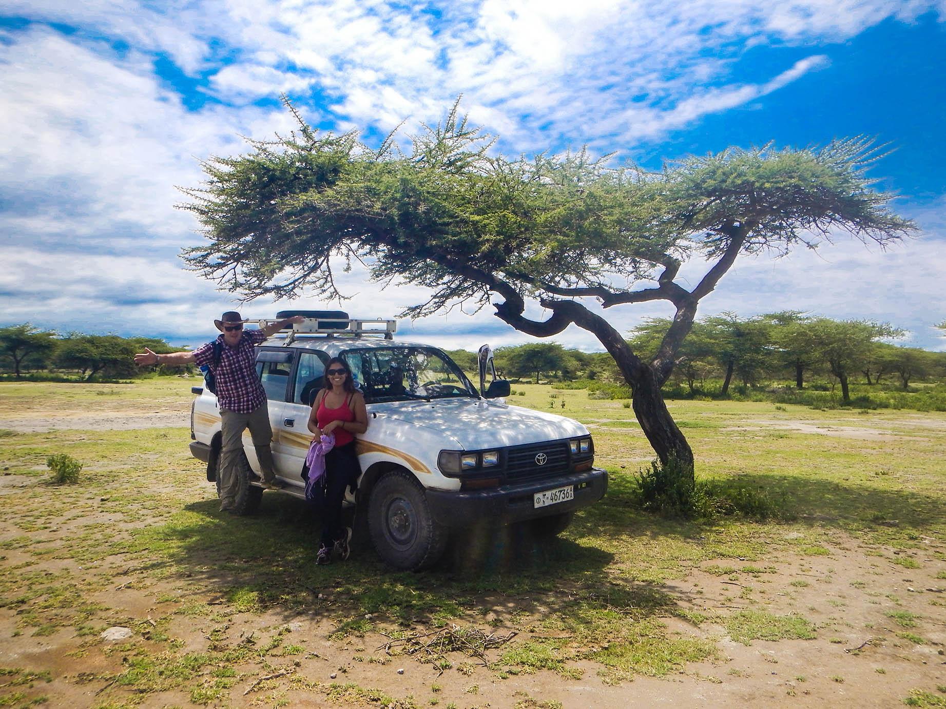 שמורת טבע בדרום אתיופיה