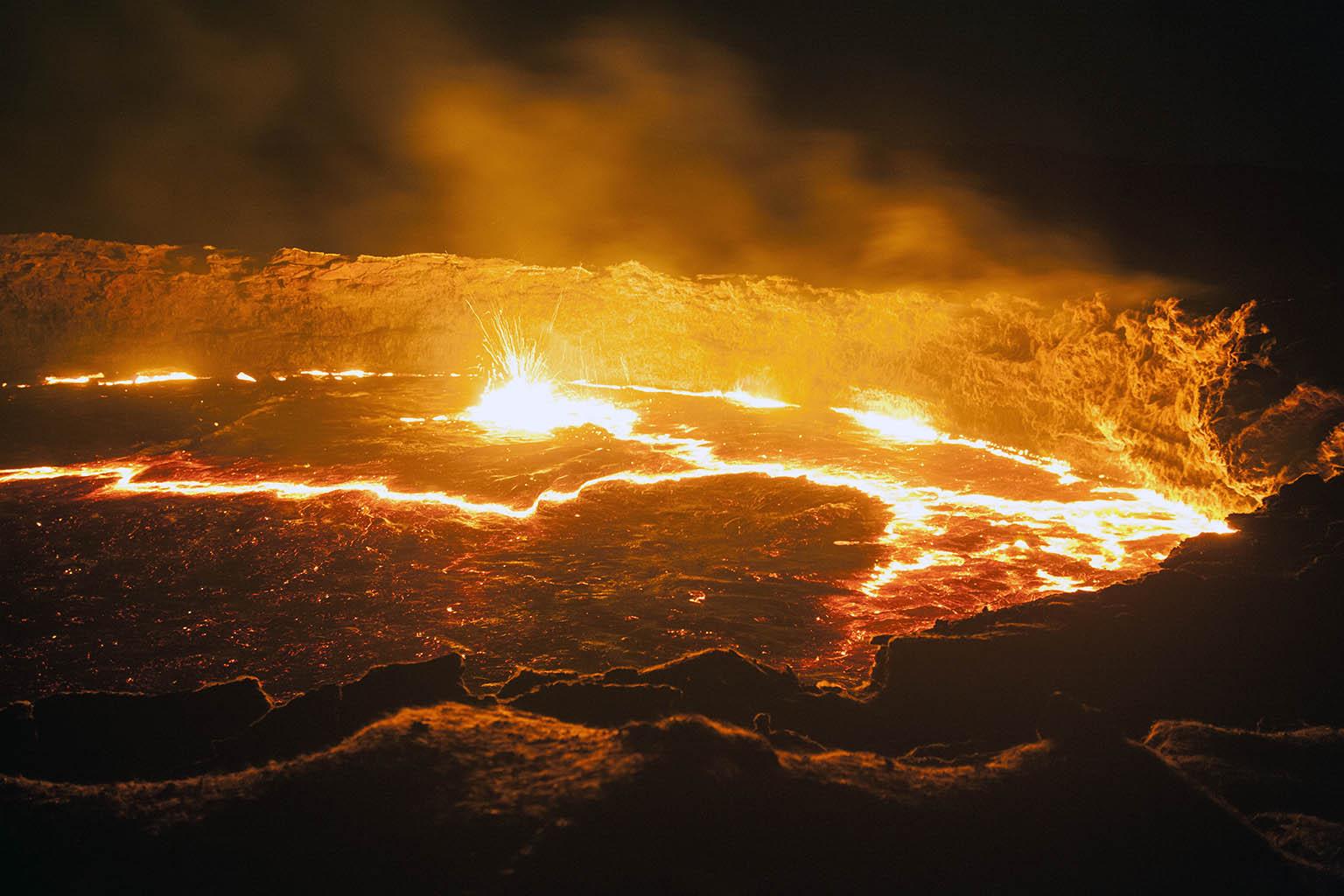 הר הגעש ארטה אלה