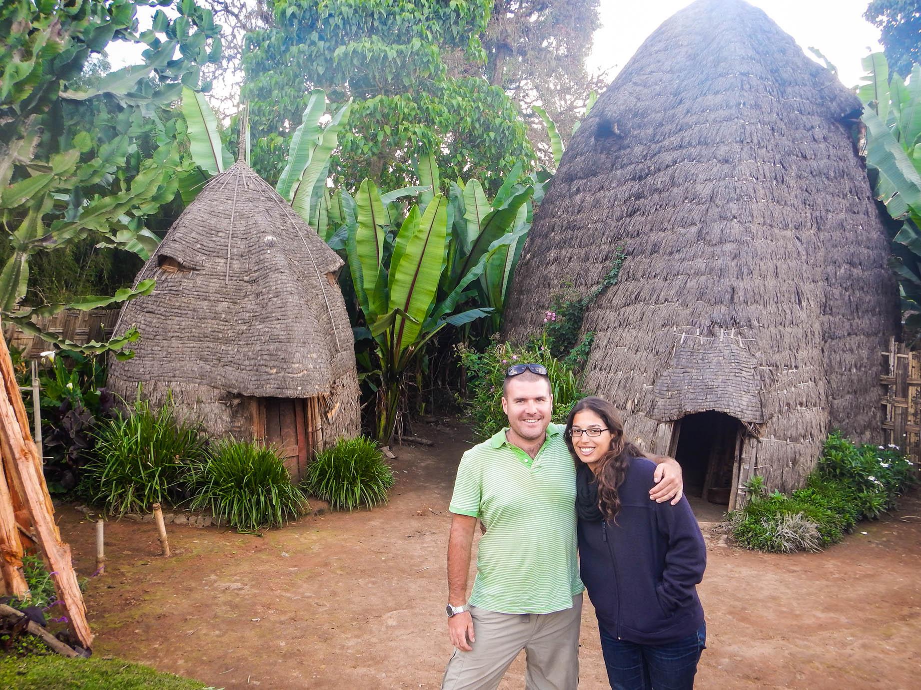 בתים של שבט הדורזה