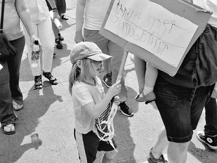 Families Belong Together March in Minneapolis