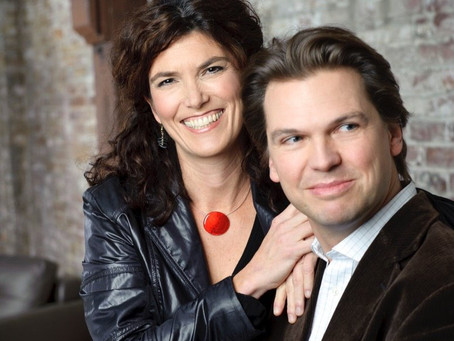 Scenes From Childhood: TPE and Bergmann Piano Duo - November 24