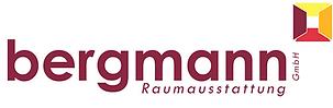 Raumausstattung Bergmann Logo, Gardinen, Polsterarbeiten, Umbau und Renovierung, Markisen, Sicht- Sonnenschutz