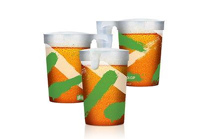 пластмасови чаши за многократна употреба за събития