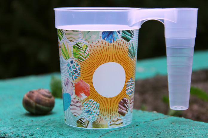чаша ZERA от Stack-Cup