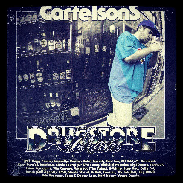 """Cartelsons """"Drugstore Music"""""""