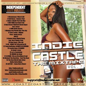 Indie Castle Mixtape Vol 7.