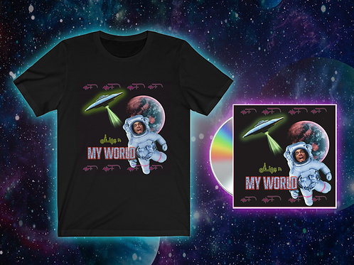 My World T-Shirt& EP