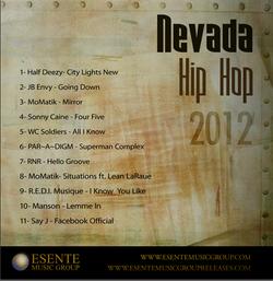 Nevada Hip Hop 2012