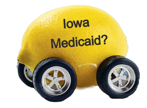 Rob Sand, State Auditor - Is Iowa Medicaid a Lemon?