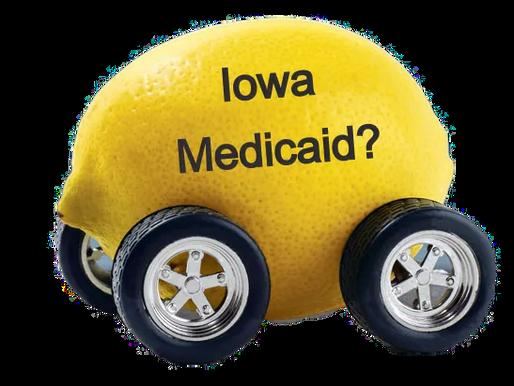 Rob Sand, State Auditor - Is Iowa Medicaid a Lemon?