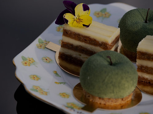 Afternoon Tea at 4pm (April 18th)