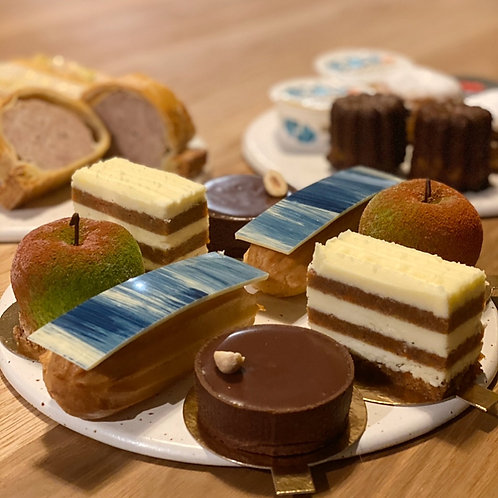 Afternoon Tea at 4pm (April 17th)