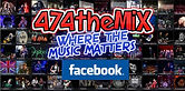 474theMiX Radio   Artist of the Month facebook