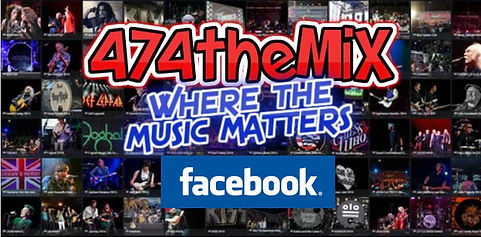 474theMiX Radio | Artist of the Month facebook