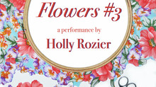 Upcoming Solo Exhibition: 'Cut Flowers #3'
