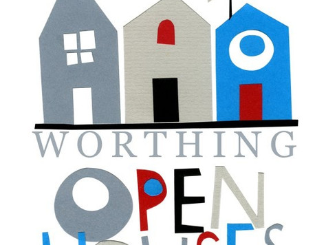 Worthing College Artist Open House...