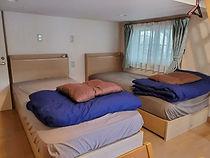 トレーラーハウス_B-Bパレス_寝室