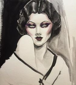 1920S MYRNA