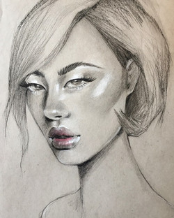 LIGHT GREY STUDY