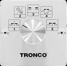 TRONCO CSmini2 ประตูบานเลื่อนอัตโนมัติ ตัวเลือกโปรแกรม