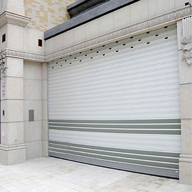 TRONCO Automatic Door Sarmal kepenk