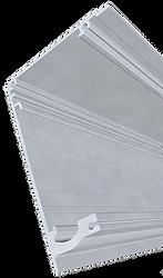 TRONCO CS1000 Series Automatic Sliding Door Rail of aluminum