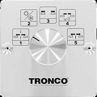 TRONCO CS1000 Series Automatic Sliding Door Program selector