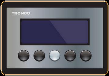 TRONCO CSmini2 ประตูบานเลื่อนอัตโนมัติ External digital Controller