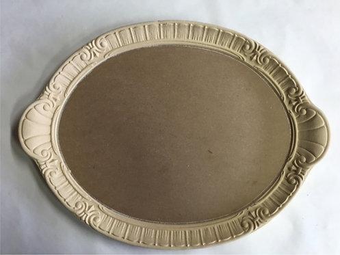SALE Oval tray