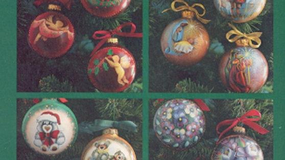 CD - Holiday Tree Ornaments