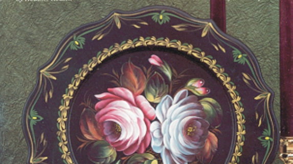 Ebook Zhostovo Russian Floral Painting