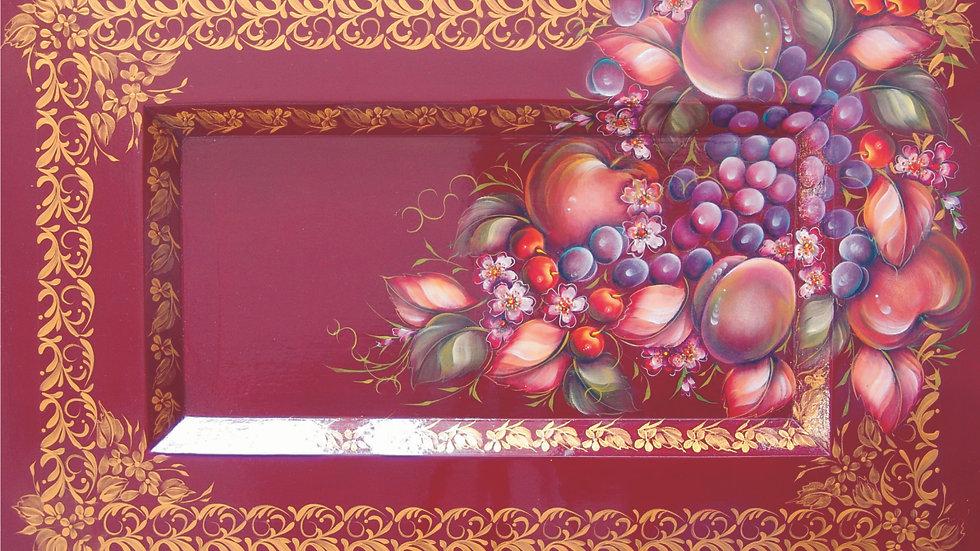 60 Fruit Tray