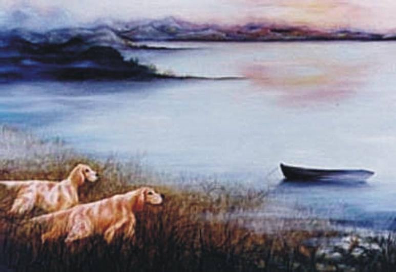 Heather Redick decorative painting