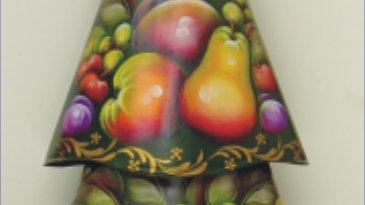 85 Fruit on three tierd tree