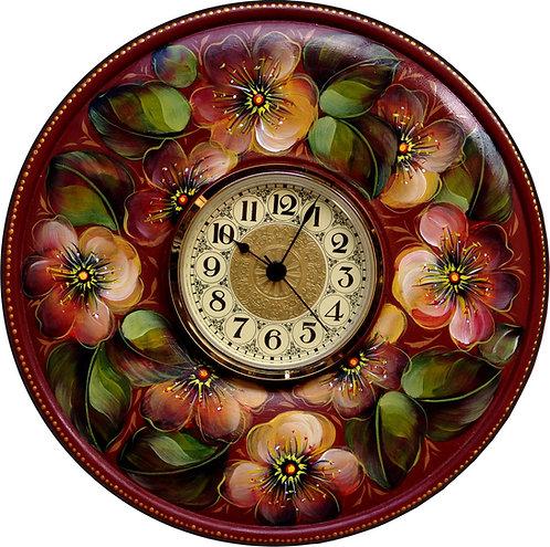 147 Buttercup clock