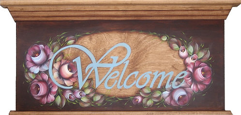 152 Welcome Sign
