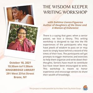 10 18 2021 Wisdom Keeper_Kingsbridge Library.png