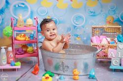 Alice hora do banho-15
