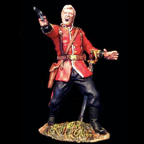 Some General's Son / 24th Foot Lieutenant