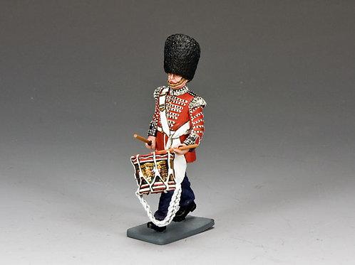 Guards Drummer