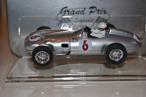 0911 Mercedes W-196 1955 Stirling Moss #6