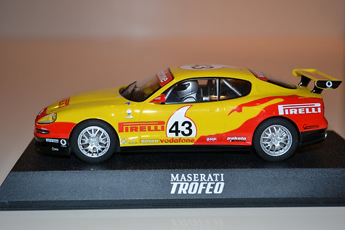 Scalextric C2659 Maserati Coupe Cambiocorsa Trofeo #43